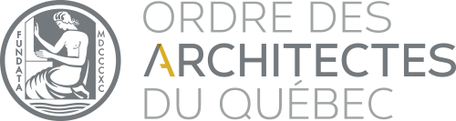Ordre des architectes du Québec OAQ