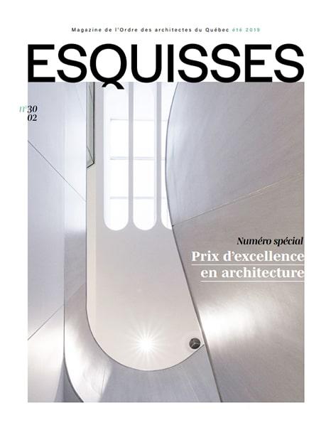 Spécial Prix d'excellence en architecture