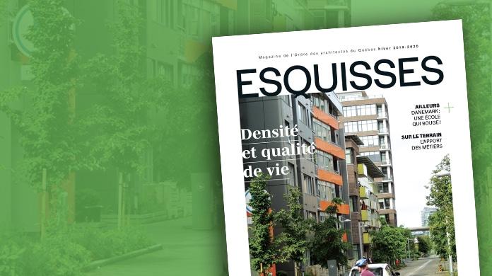 Magazine Esquisses