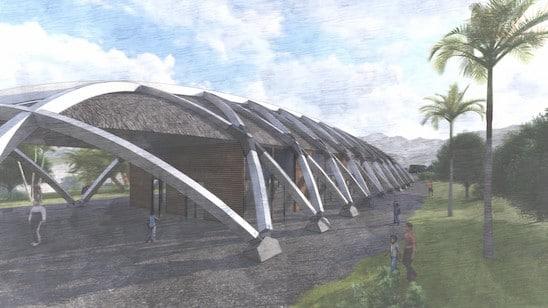 Projet de refuge tempête Kalinago