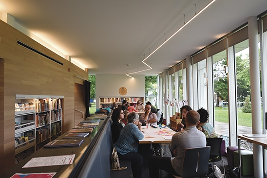 Résidence de design Bibliothèque de Montmagny