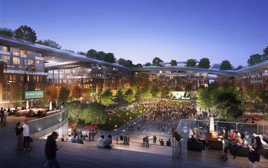 Centre commercial de Vallco Cupertino