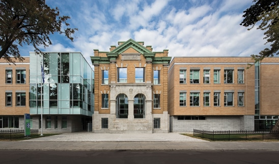 École Baril Montréal