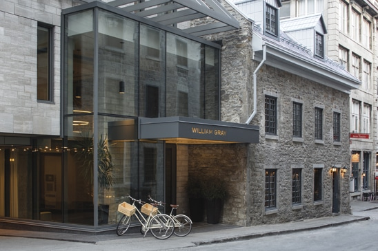 Hôtel William Gray Montréal