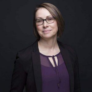 Lyne Parent, directrice générale de l'Association des architectes en pratique privée du Québec Photo : Fany Ducharme