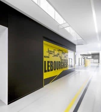 Centre communautaire Lebourgneuf, Québec,
