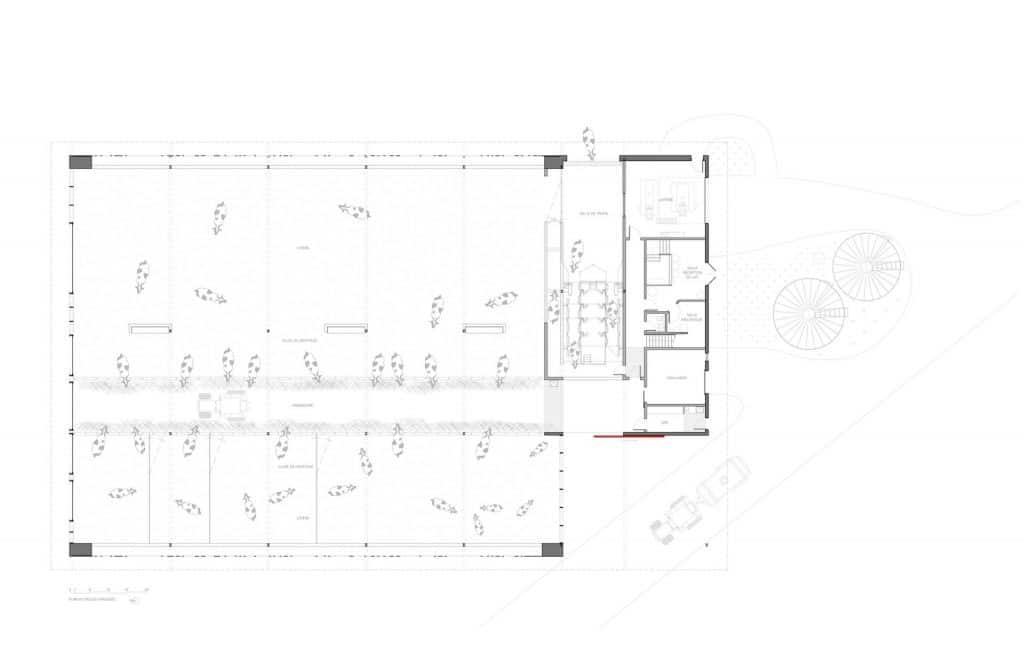 Au Gré des Champs, Saint-Jean-sur-Richelieu, la SHED architecture Image : la SHED architecture