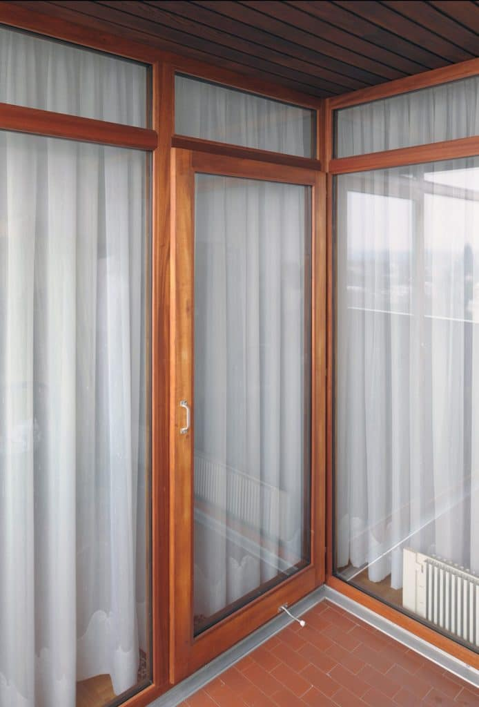 Fenêtres extérieur Lignon