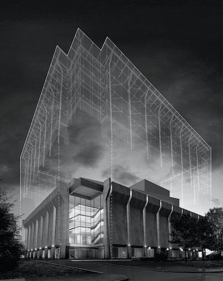 Grand Théâtre de Québec, Lemay et Atelier 21. Image : Lemay et Atelier 21