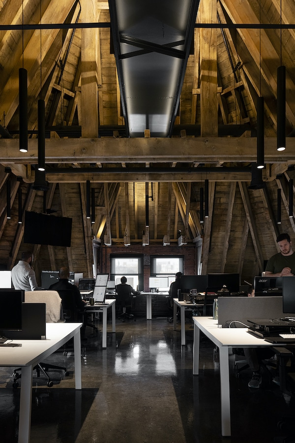 Lightspeed phase 3, Montréal, ACDF Architecture. Photo : Maxime Brouillet