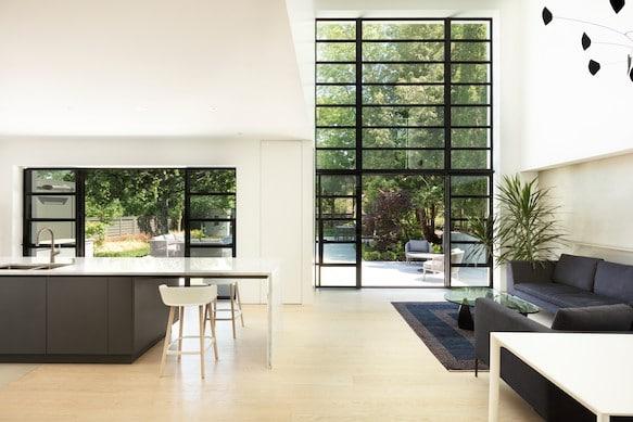 Maison Kirsh, Montréal, Yiacouvakis Hamelin architectes_ yh2. Photo : Maxime Brouillet