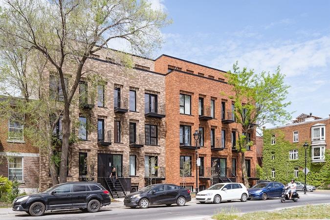 Village WVW, Montréal, ADHOC architectes. Photo : Raphaël Thibodeau