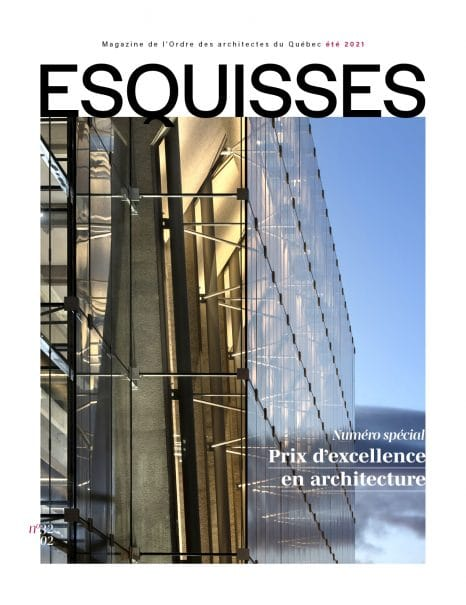 Spécial prix d'excellence en architecture 2021