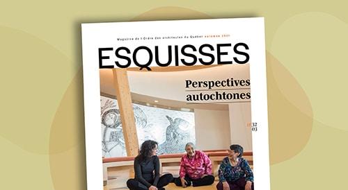 Conférence Esquisses - Perspectives autochtones
